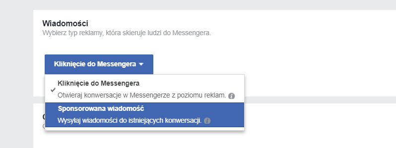 Cele marketingowe na Facebooku